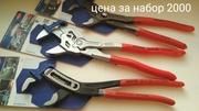 Инструменты для сантехнических работ Knipex.